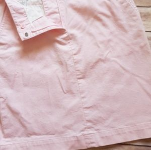 BROOKS BROTHERS Cotton skirt. Super soft and comfy